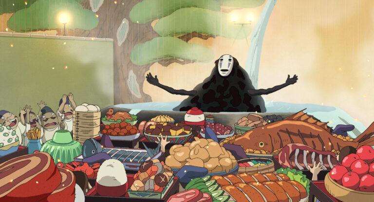 千 と 千尋 の 神隠し お父さん 食べ物